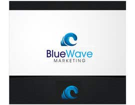 #51 para Design a Logo for Blue Wave Marketing Inc por logothunder