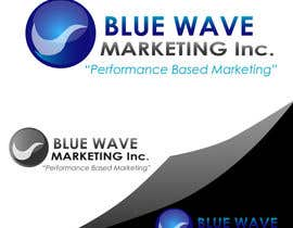 #32 untuk Design a Logo for Blue Wave Marketing Inc oleh dandrexrival07