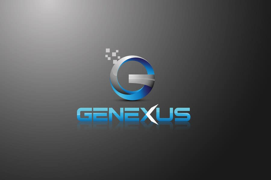 Конкурсная заявка №107 для Logo Design for GENEXUS