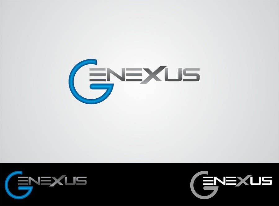 Конкурсная заявка №150 для Logo Design for GENEXUS