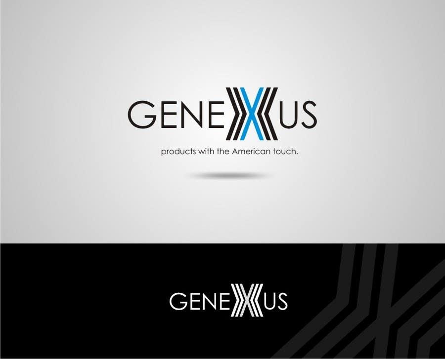 Contest Entry #                                        31                                      for                                         Logo Design for GENEXUS