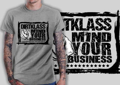 #22 for Design t-shirt fo urban clothing brand by richisd