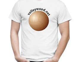 lailajulee tarafından Design A Volleyball T-Shirt için no 4