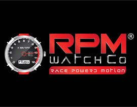 nº 138 pour Design a Logo for RPM watches par dannnnny85