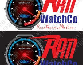 nº 140 pour Design a Logo for RPM watches par kenbonilla