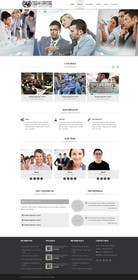 #5 para Design a Website Mockup for startup continuing education por zicmedia
