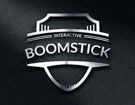 #1 for Design a Logo for Boomstick Interactive af dino995