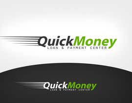 nº 82 pour Design a logo for QuickMoney Loan and Payment Center par rogeliobello