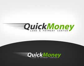 nº 96 pour Design a logo for QuickMoney Loan and Payment Center par rogeliobello