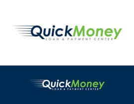 #135 for Design a logo for QuickMoney Loan and Payment Center af sagorak47