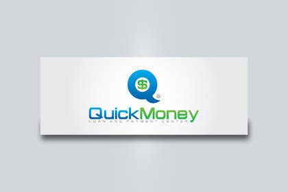 Graphic Design Contest Entry #141 for Design a logo for QuickMoney Loan and Payment Center