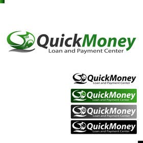 Graphic Design Contest Entry #70 for Design a logo for QuickMoney Loan and Payment Center