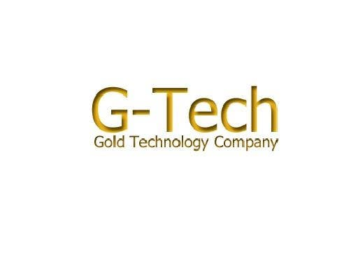 Contest Entry #44 for Logo Design for Gold technology company(G-TECH)