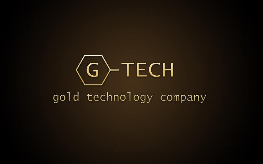 Конкурсная заявка №70 для Logo Design for Gold technology company(G-TECH)