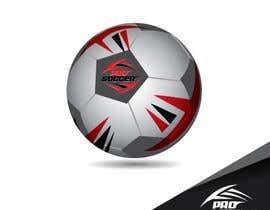 Nro 19 kilpailuun Design a Soccer Ball käyttäjältä fourtunedesign