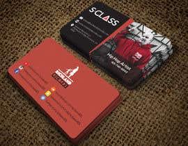 Nro 46 kilpailuun Design some Business Cards käyttäjältä bdKingSquad