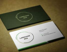 nº 11 pour Design some Business Cards par HammyHS
