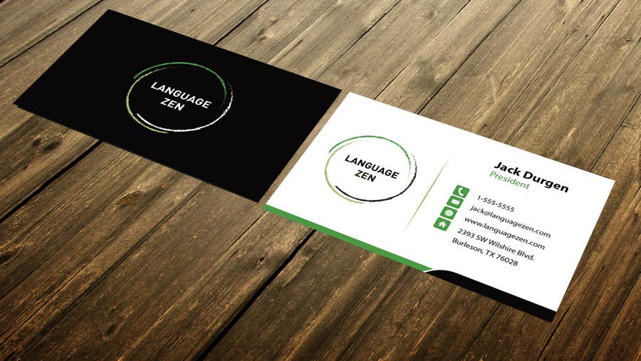 #55 for Design some Business Cards by mamun313