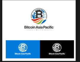 #86 for Design a Logo for (Bitcoin Asia Pacific Limited) by entben12