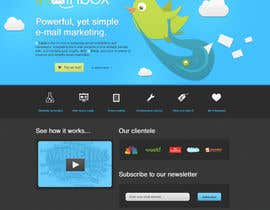 #64 for Website Design for ininbox.com af andrewnickell