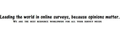 #573 for Write a tag line/slogan for an online survey company by BrenLee1831