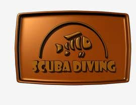 #23 for Diving theme for future bronze belt buckle by srdjanbilic