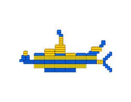 #12 for Lego Submarine Graphic Design 2D af maraz2013