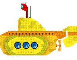 #21 for Lego Submarine Graphic Design 2D af petrospanayiotou