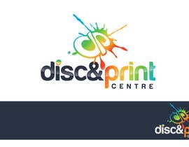 #242 for Re Design of logo for Disc & Print Centre by jass191