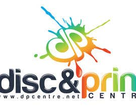 #262 for Re Design of logo for Disc & Print Centre by jass191