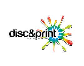 #56 for Re Design of logo for Disc & Print Centre by miglenamihaylova