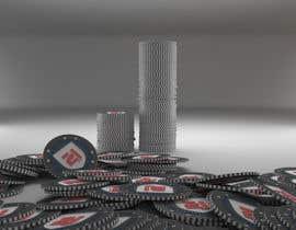 #2 for 21 Golf/Design - Design a poker chip golf ball marker by stigcousine