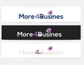 #18 untuk Design a Logo for More 4 Business oleh erupt