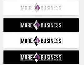 #32 para Design a Logo for More 4 Business por erupt