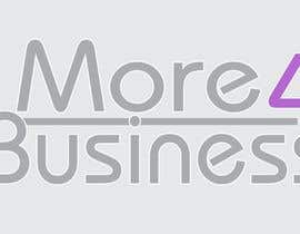 #39 para Design a Logo for More 4 Business por raval77