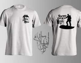 Nro 7 kilpailuun Design a T-Shirt käyttäjältä eslamnowar