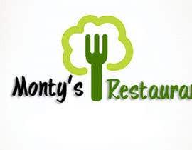 Nro 270 kilpailuun Design a Logo for Monty's Restaurant käyttäjältä preyas0007