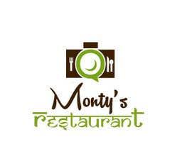Nro 278 kilpailuun Design a Logo for Monty's Restaurant käyttäjältä preyas0007