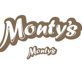 #226 cho Design a Logo for Monty's Restaurant bởi rogeliobello