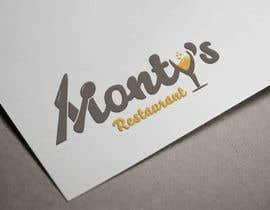 Nro 263 kilpailuun Design a Logo for Monty's Restaurant käyttäjältä rashedhannan