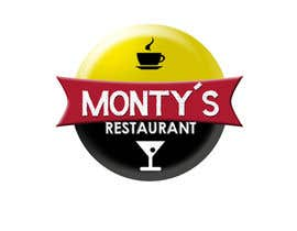 #344 for Design a Logo for Monty's Restaurant by bhcelaya