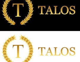#223 for Design a Logo for the Motor Yacht TALOS af Expert016