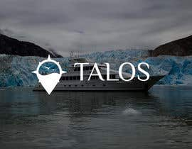 #224 for Design a Logo for the Motor Yacht TALOS af LimitlessPrime