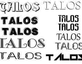 #168 for Design a Logo for the Motor Yacht TALOS af sinaxari