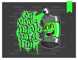 #6 untuk Design a Logo for Graffiti business oleh juanmikes