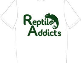 #17 para Design a T-Shirt for Reptile Addicts por karenjl