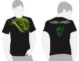 #16 untuk Design a T-Shirt for Reptile Addicts oleh djuriuss