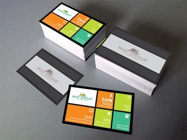 #21 for Design some Business Cards by zainkhan890