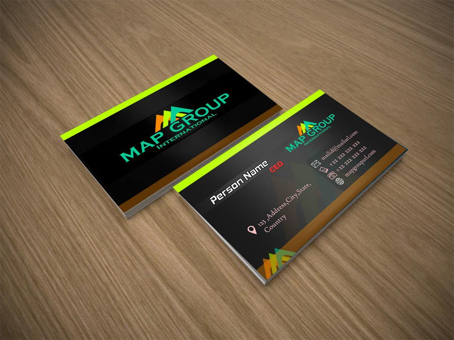 #40 for Design some Business Cards by cdinesh008