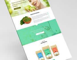 Nro 7 kilpailuun Design a WordPress Mockup for health site käyttäjältä Abdelrhman522